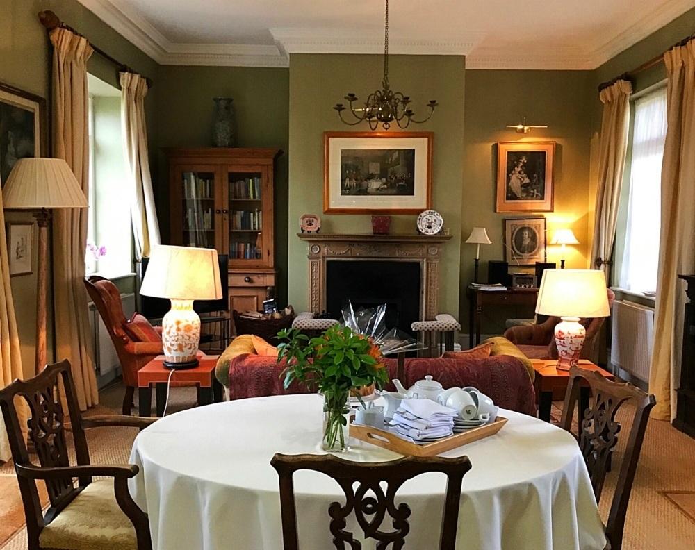 Living room Sandown - Bruern Cottages - Photo Heatheronhertravels.com
