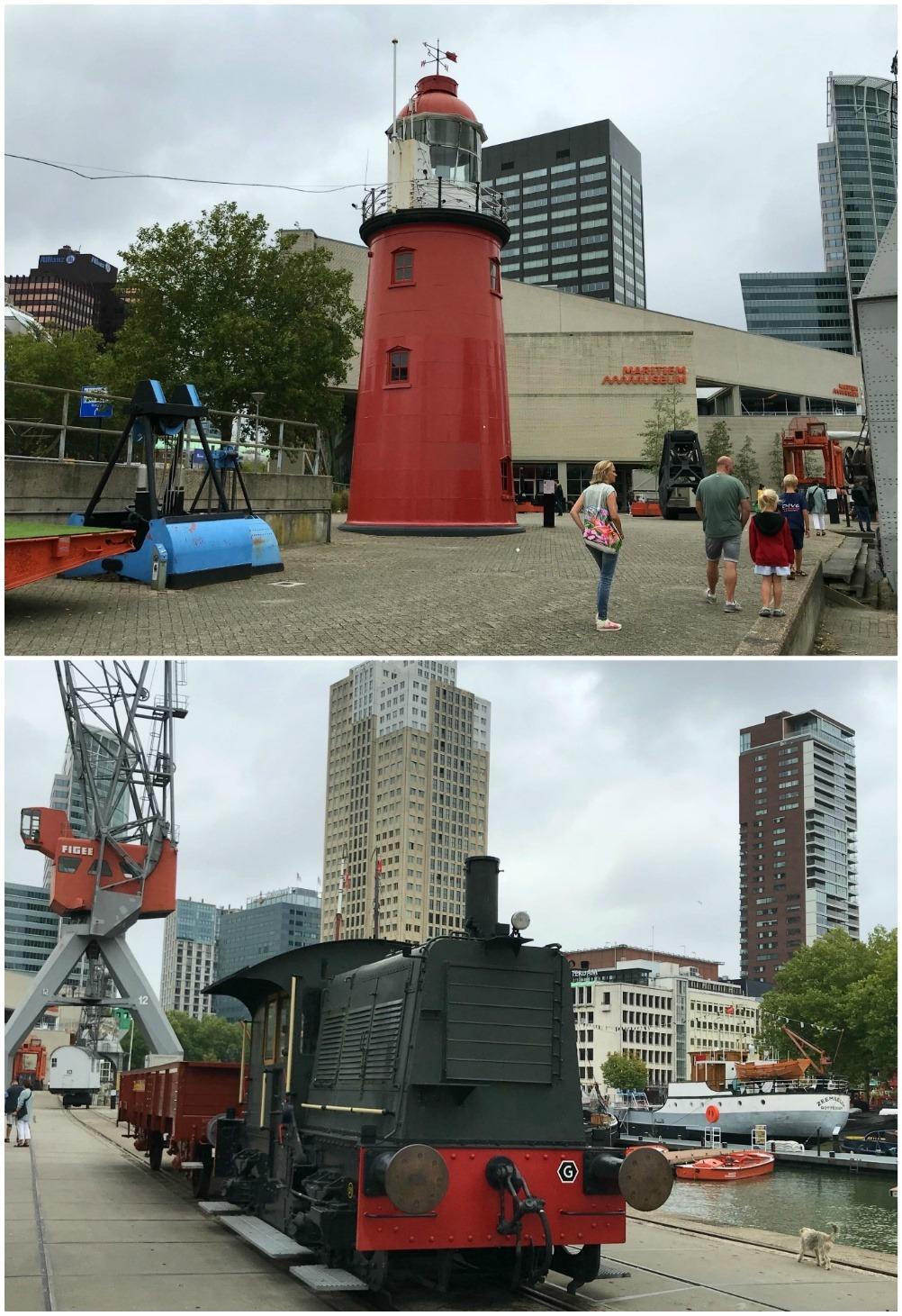 Maritime museum in Rotterdam Photo Heatheronhertravels.com