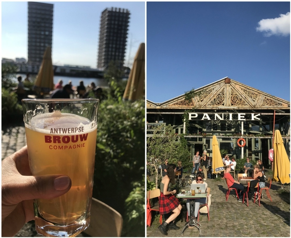 Paniek bar in Antwerp Photo Heatheronhertravels.com