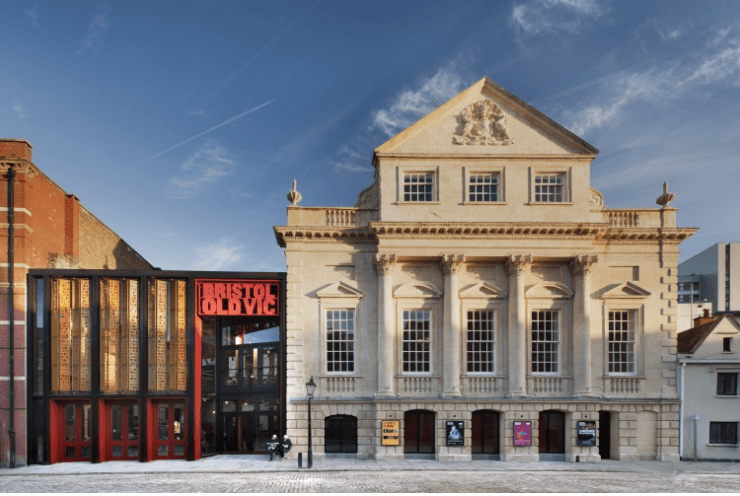 The Old Vic in Bristol