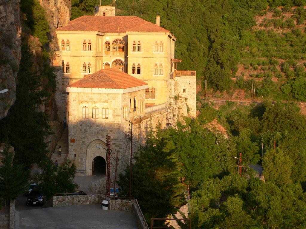 St Anthony's monastery Lebanon
