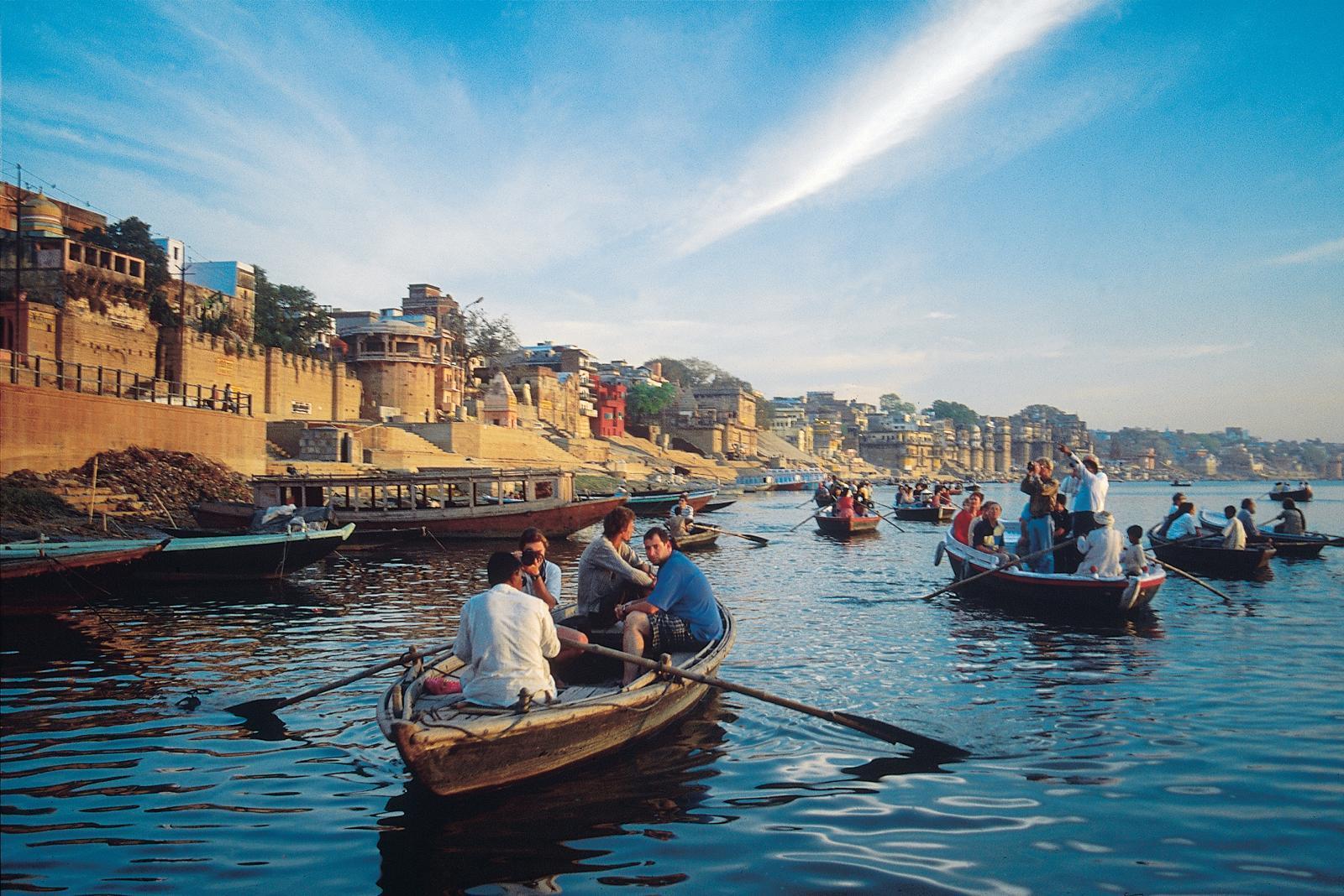 Varanasi with Exodus travel