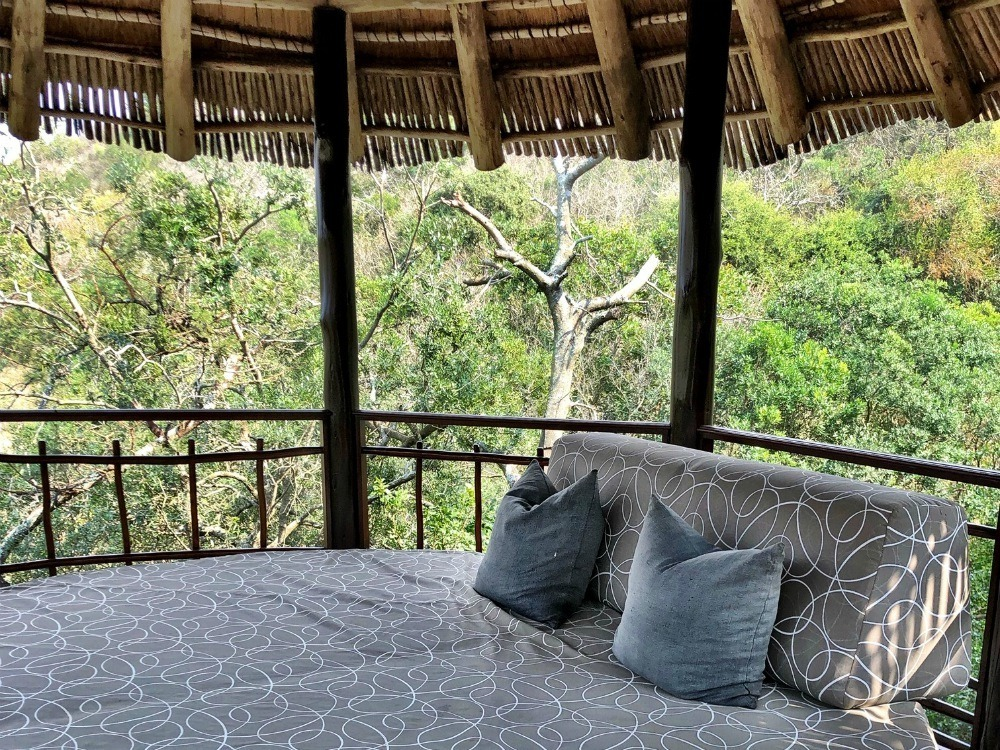 Accommodation in Thanda Game Reserve South Africa Photo- Amanda O'Brien