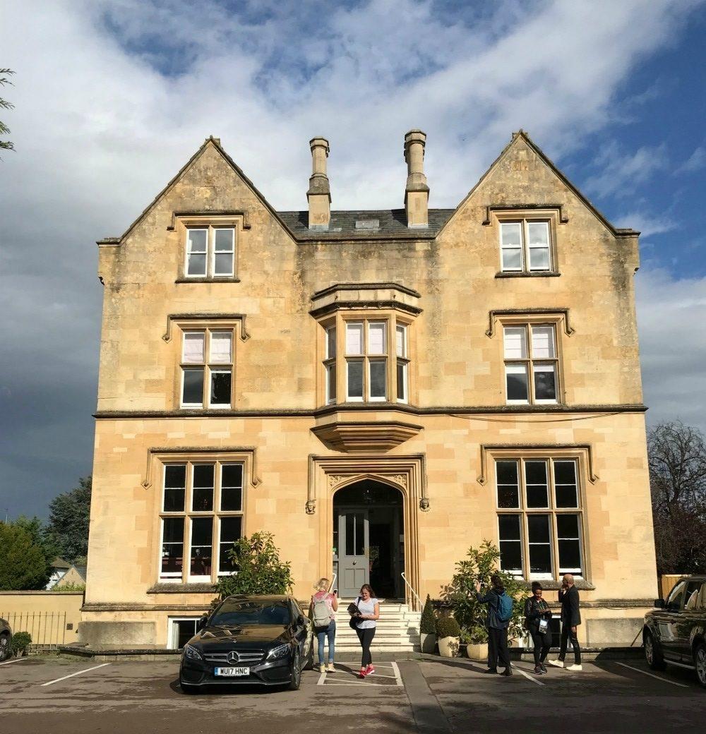 Cotswold Grange Hotel in Cheltenham