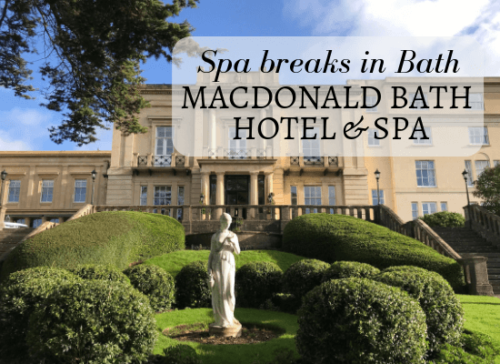 Spabreaks in Bath at the Macdonald Bath spa hotel