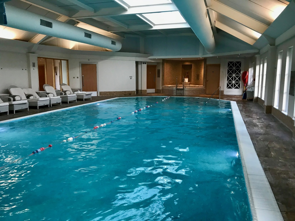 How to find a fabulous spa break in bath the macdonald - Hotels in bath with swimming pool ...
