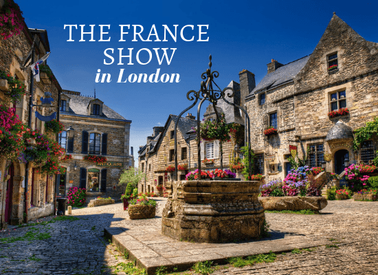 Visit The France Show in London