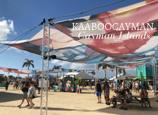 KAABOOCayman in the Cayman Islands