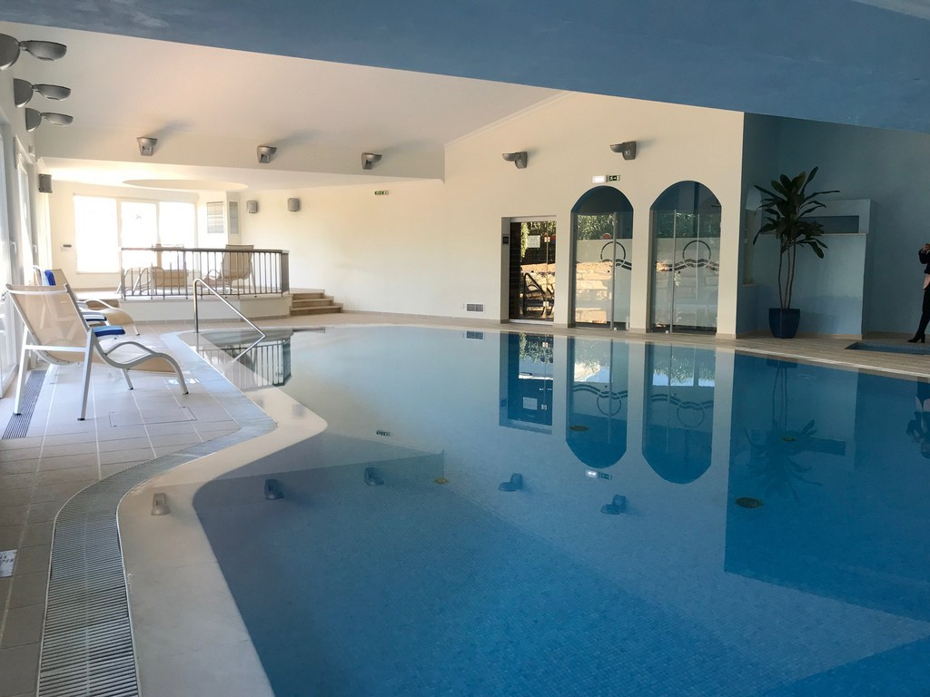 Swimming pool at Quinta do Lago Country Club Photo Heatheronhertravels.com