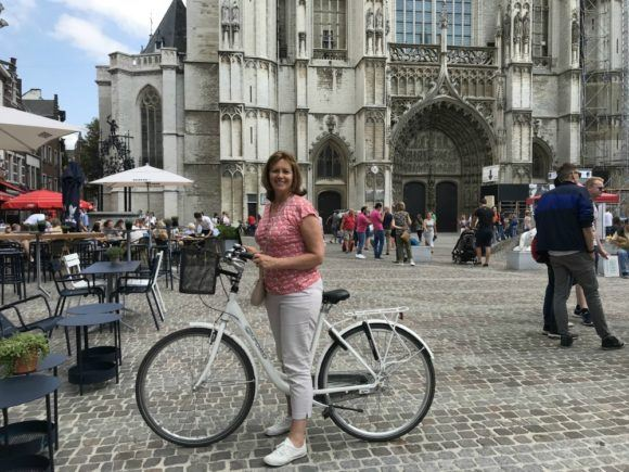 Things to see in Antwerp on a Cycle tour Photo Heatheronhertravels