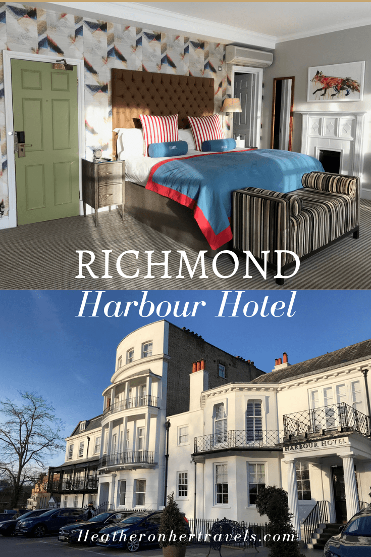Review: Richmond Harbour Hotel - a boutique hotel with the best of city and country