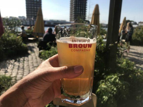 Paniek summer bars in Antwerp Photo Heatheronhertravels