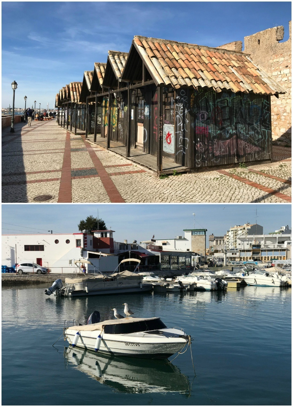 Things to do in Faro - Walk along harbour in Faro