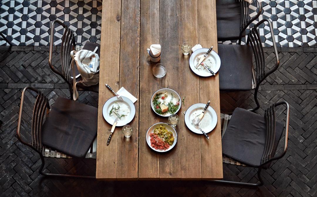 Restaurant Lolita in Tbilisi