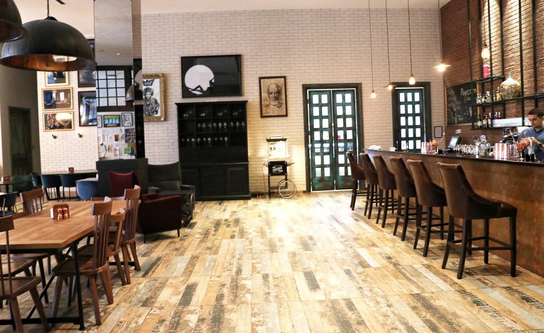 Arthouse restaurant in Tbilisi