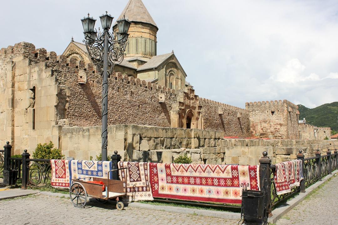 Mtskheta in Georgia