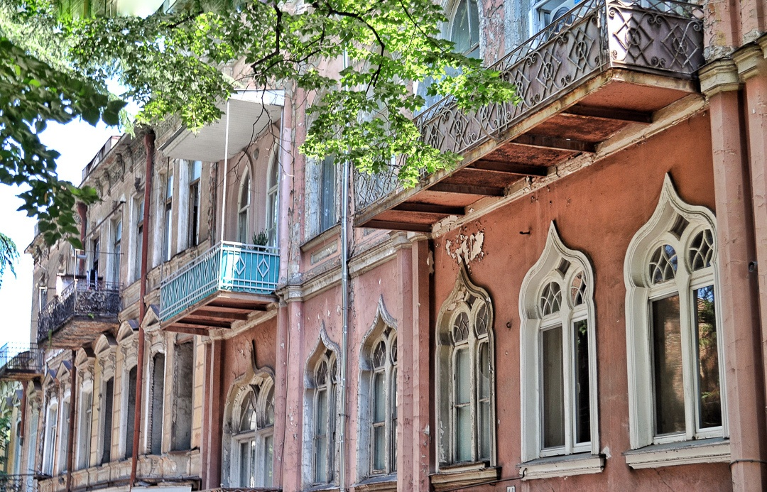 Old Town in Tbilisi