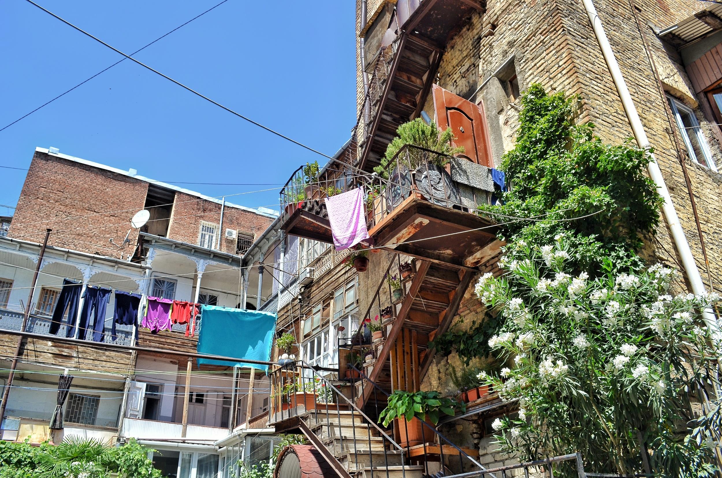 Vera in Tbilisi