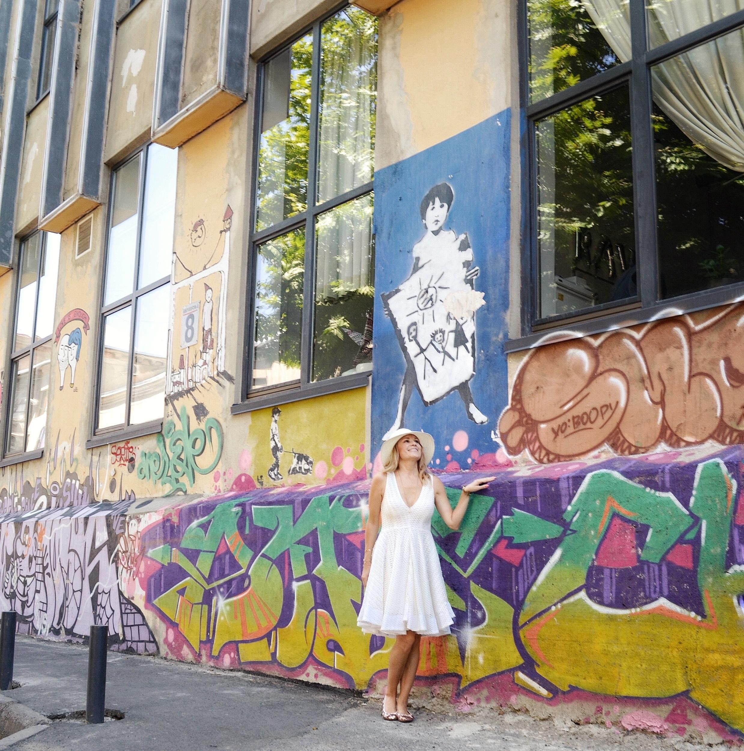 Artsy Vibe in Tbilisi