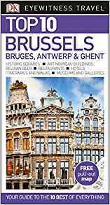 Antwerp guide book