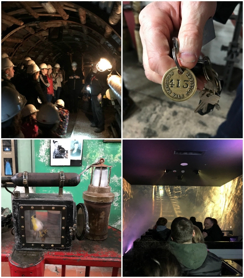 Black Gold Tour at Rhondda Heritage Park in The Welsh Valleys Photo Heatheronhertravels.com