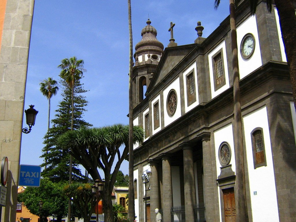 Cathedral of La Laguna in Tenerife