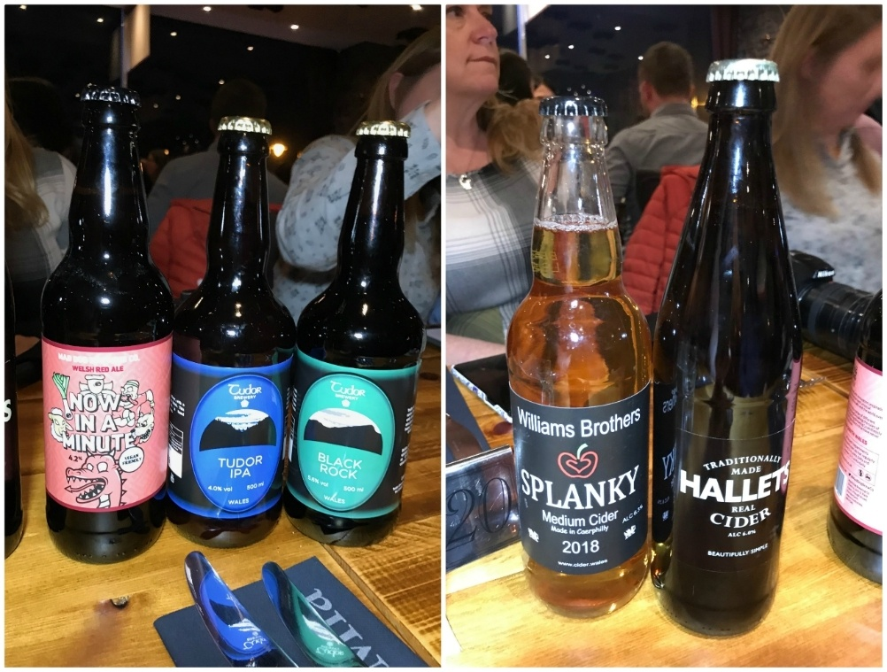 Local Beer and cider in The Valleys South Wales