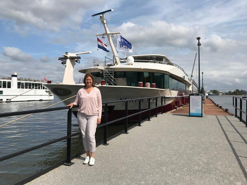 MS Serenade in Amsterdam
