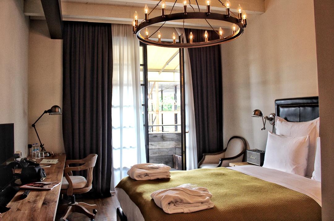 The Rooms Hotel in Tbilisi, Georgia