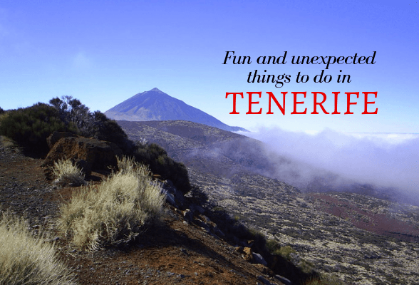 12 fun and unexpected things to do in Tenerife