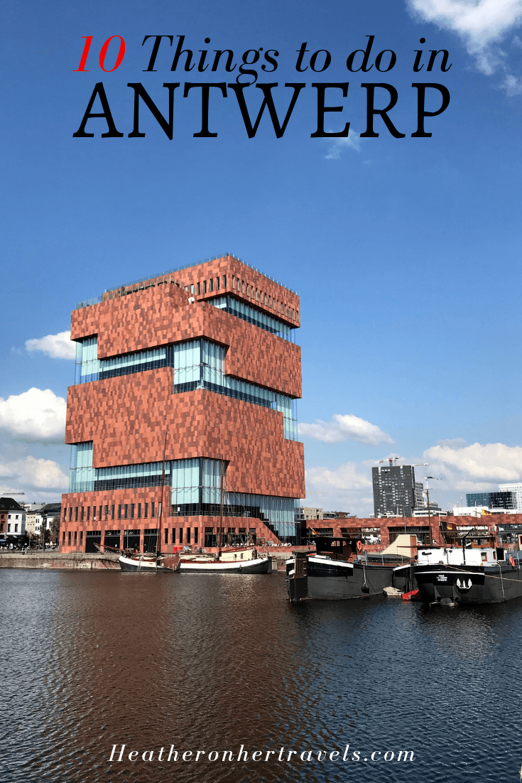 10 Things to do in Antwerp in one day