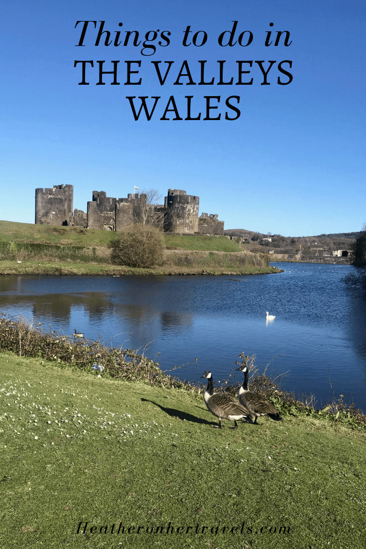 Things to do in The Valleys South Wales