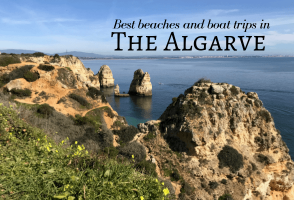 Best Algarve beaches and boat trips - Portugal