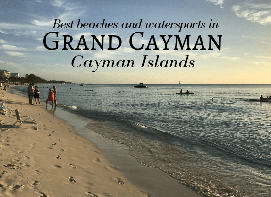 Best beaches in Grand Cayman, Cayman Islands
