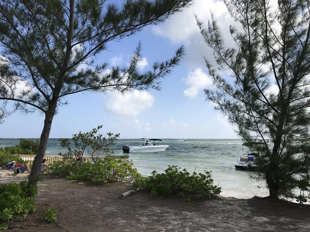 Picnic Spot at Starfish Point, Grand Cayman Photo Heatheronhertravels.com