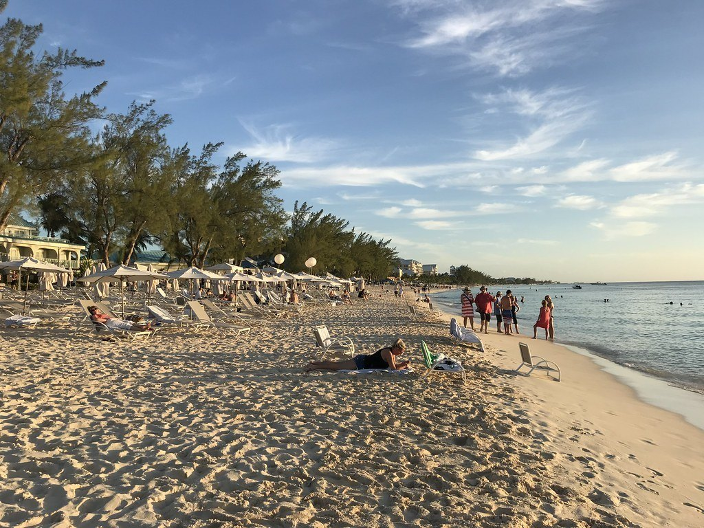 Best beaches in Grand Cayman - Seven Mile Beach by Westin Grand Cayman