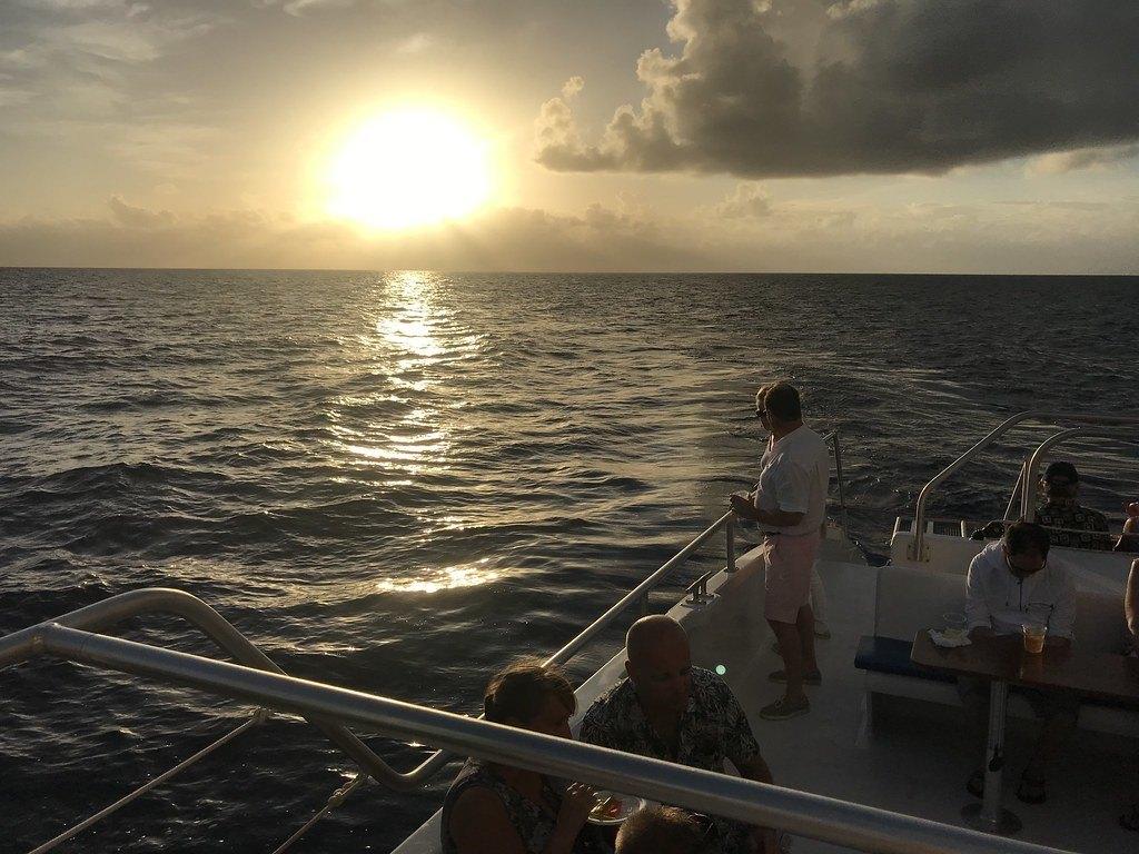 Sunset Cruise on Grand Cayman with Red Sail Sports - Cayman Islands Photo Heatheronhertravels.com