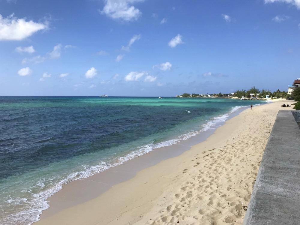 Beaches in Cayman Islands - Cayman Islands snorkeling spots near West Bay Beach in Grand Cayman Photo Heatheronhertravels.com