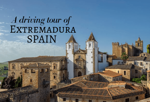 Things to do in Extremadura on a driving tour