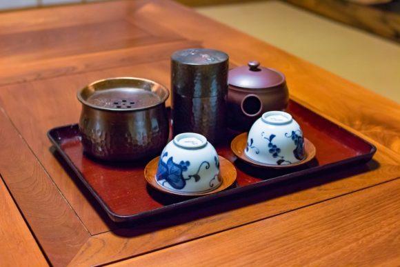 Tea in Japan