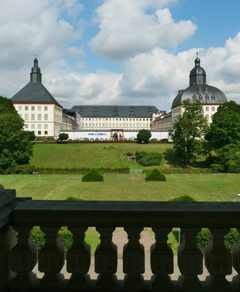 Friedenstein Palace in Gotha, Thuringia, Germany Photo Heatheronhertravels.com