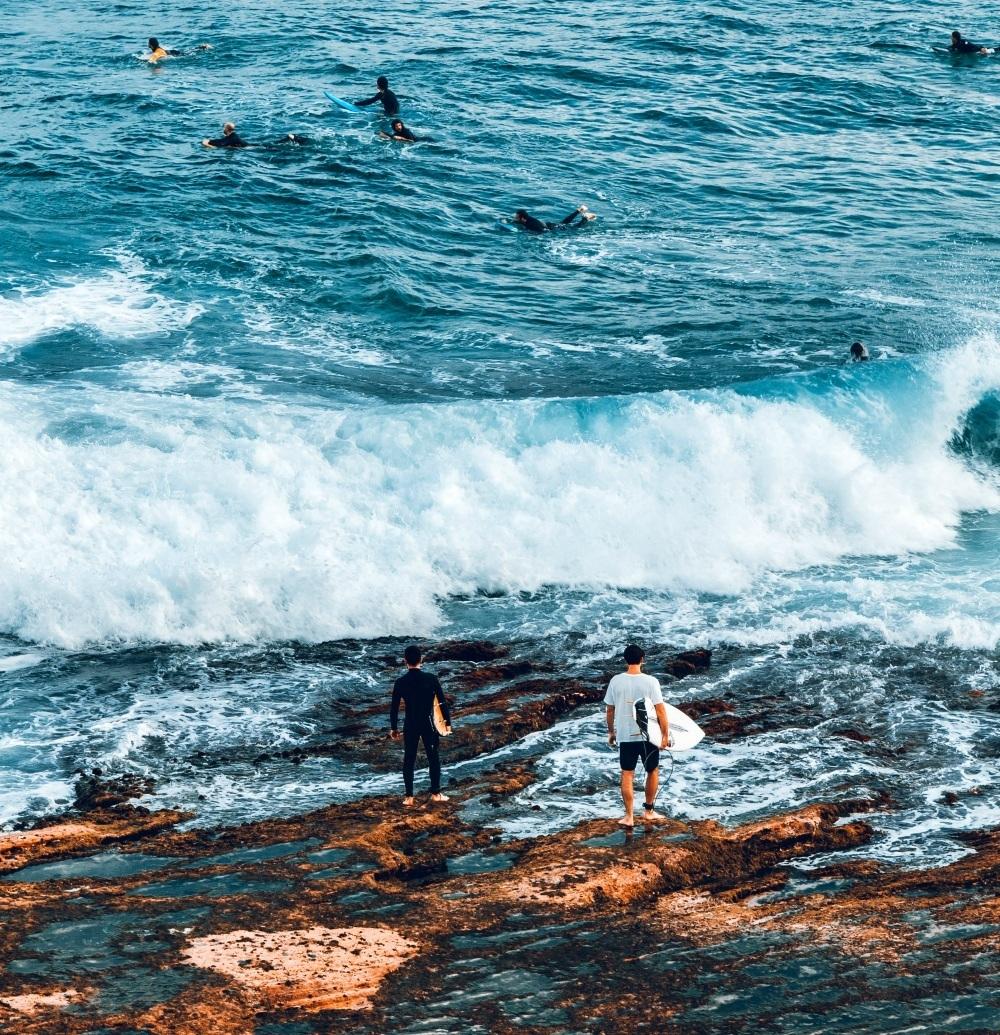 Bondi Beach, Sydney Australia, Photo Kevin Bosc on Unsplash