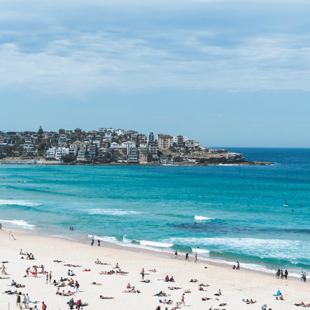 Bondi Beach Sydney Australia Photo- johnny-bhalla-unsplash