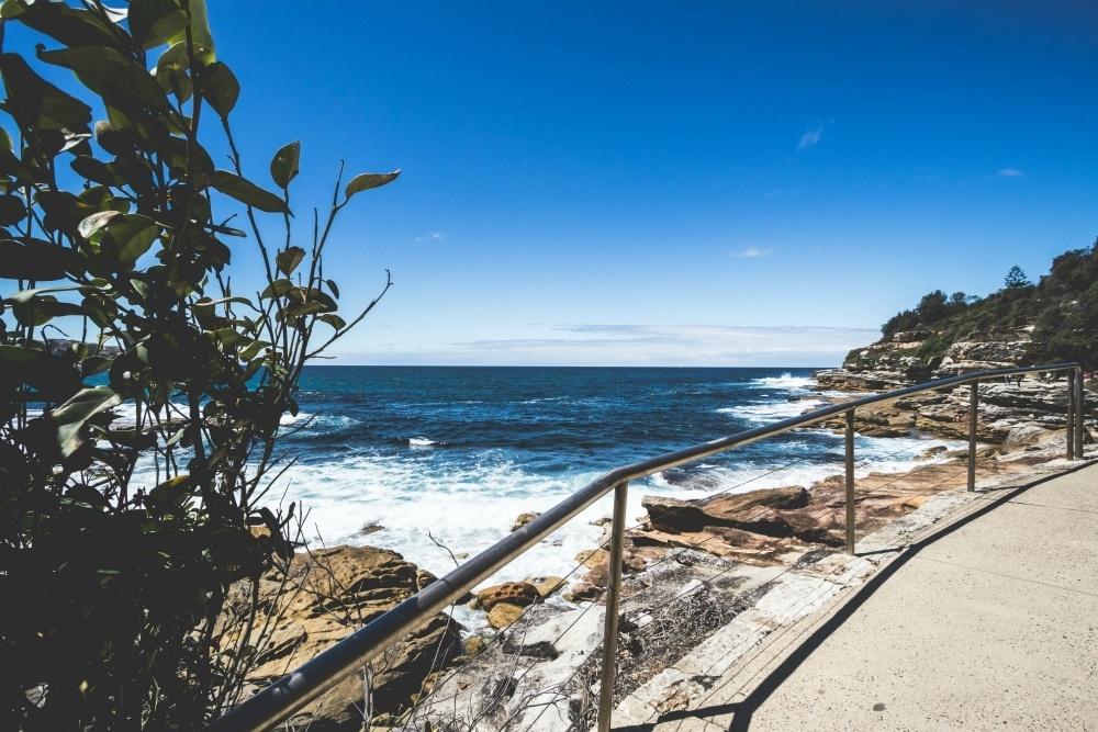 Bondi Walk in Sydney quentin-grignet-unsplash