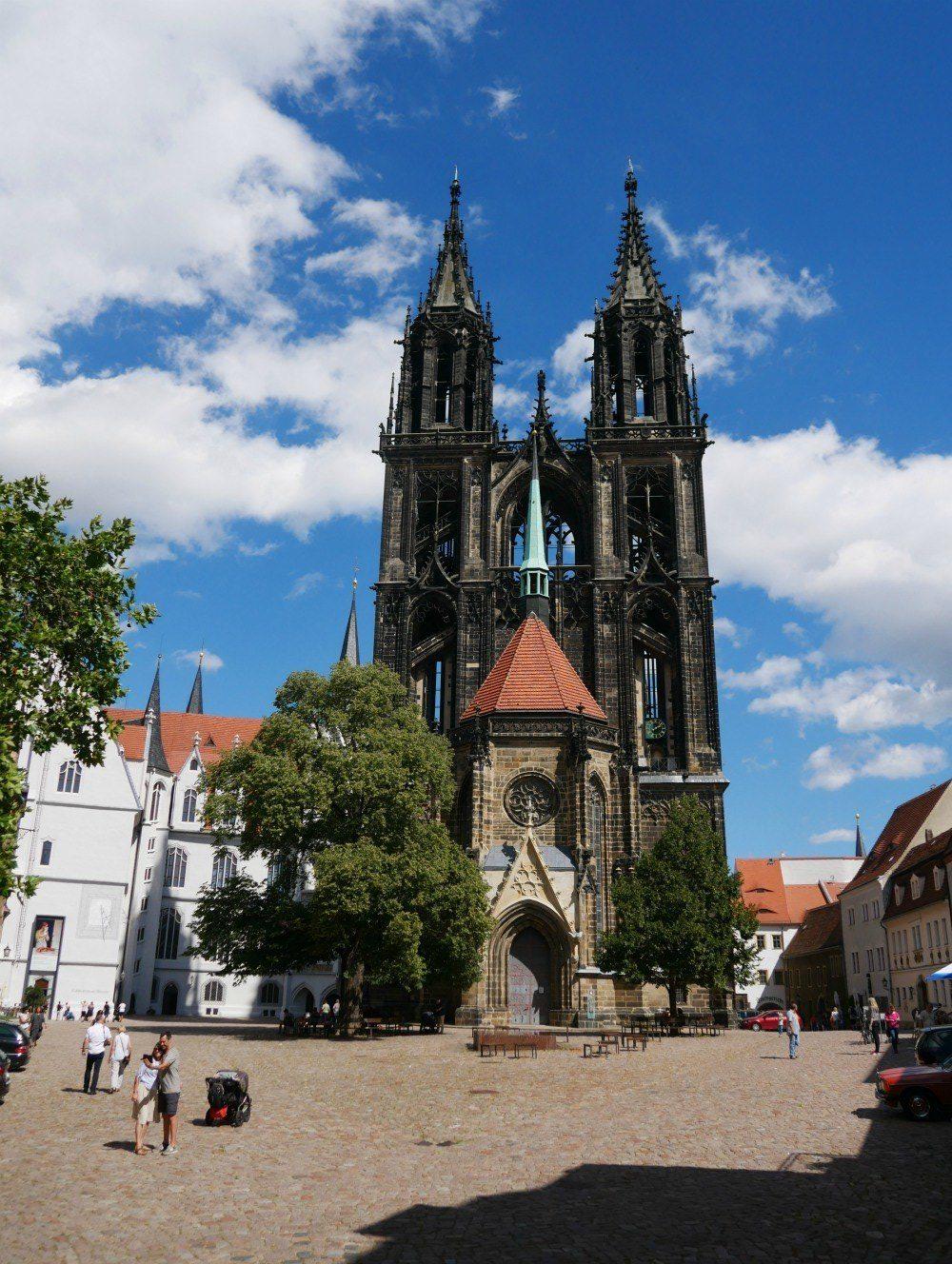 Cathedral in Meissen in Saxony, Germany Photo Heatheronhertravels.com