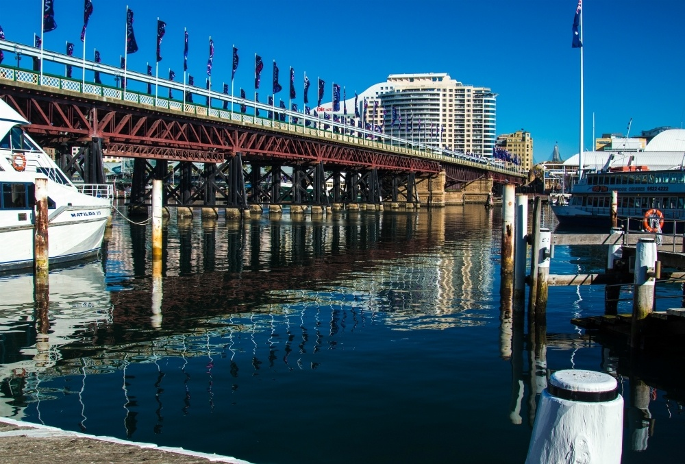 Darling Harbour in Sydney Australia by LM07 on Pixabay