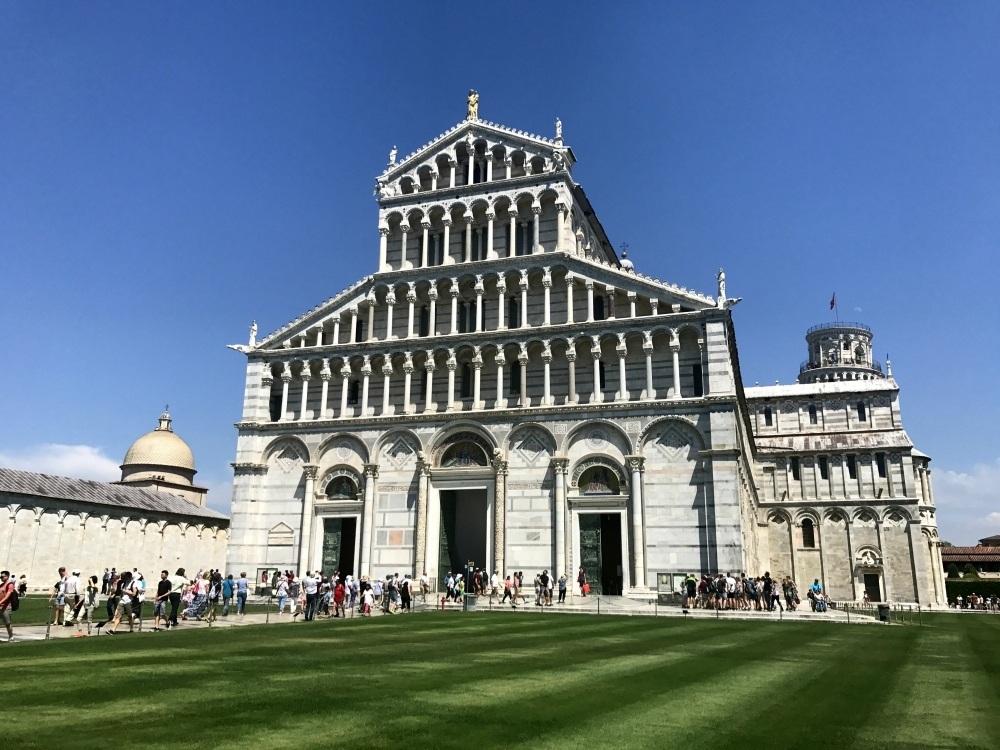 Things to do in Pisa Italy - Duomo in Pisa Photo Heatheronhertravels
