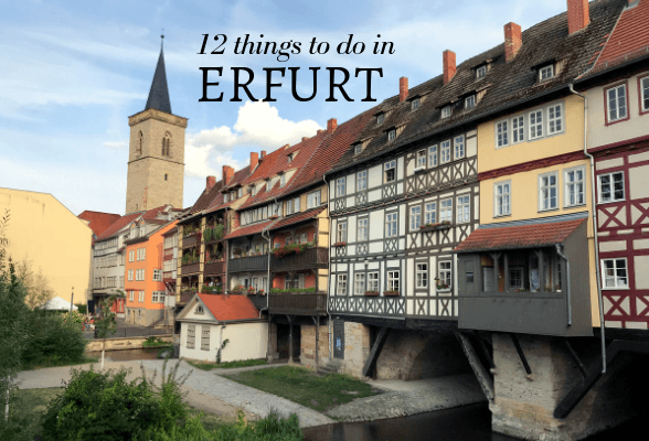 Things to do in Erfurt, Thuringia, Germany