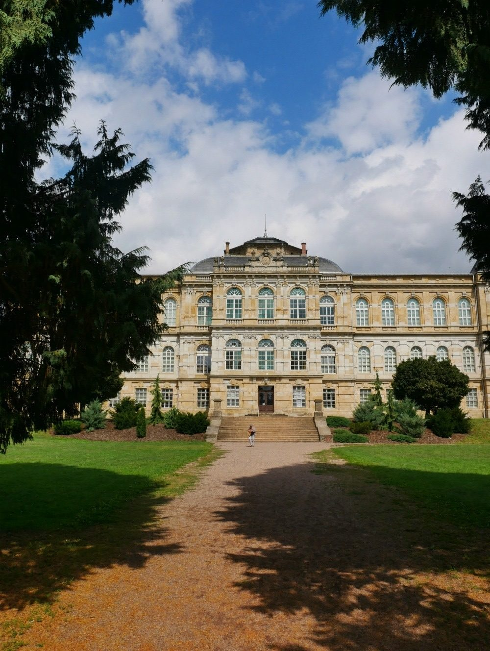 Friedenstein Museum in Gotha, Thuringia, Germany Photo Heatheronhertravels.com