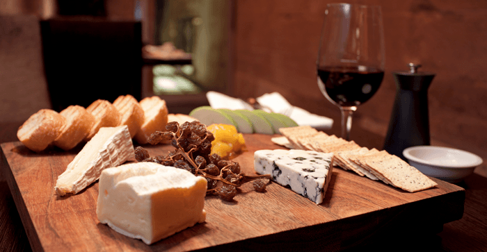GPO Cheese and wine room in Sydney